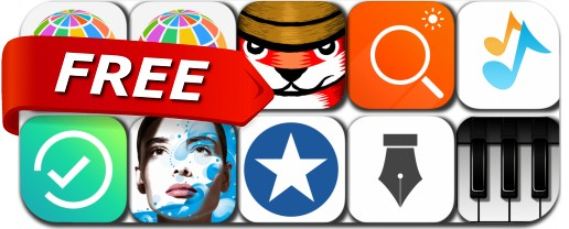 iPhone & iPad Apps Gone Free - May 12, 2017