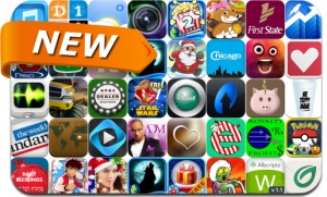 Newly Released iPhone and iPad Apps - December 11