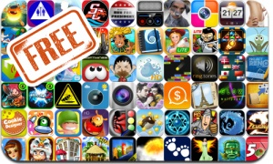 iPhone and iPad Apps Gone Free - July 20