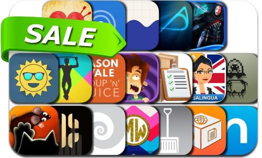 iPhone & iPad App Price Drops - February 5, 2018