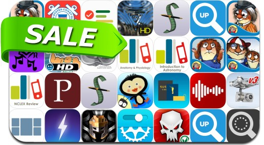 iPhone & iPad App Price Drops - February 22, 2016