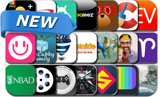 Newly Released iPhone & iPad Apps - May 20, 2015