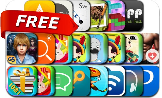 iPhone & iPad Apps Gone Free - April 13, 2016