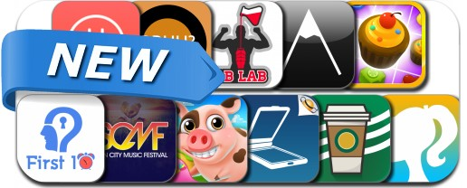 Newly Released iPhone & iPad Apps - August 31, 2014