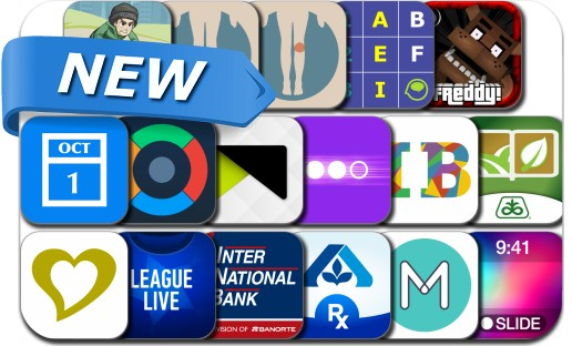 Newly Released iPhone & iPad Apps - February 18, 2015