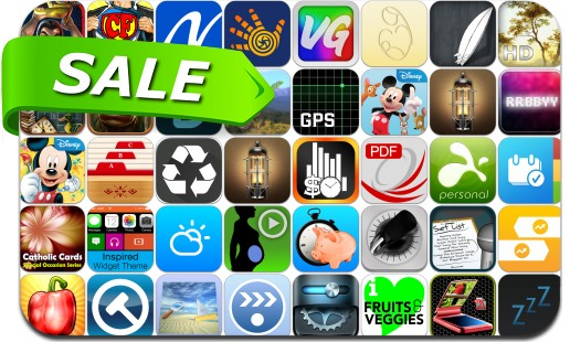 iPhone & iPad App Price Drops - March 26, 2014