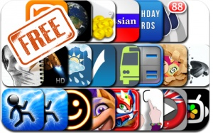 iPhone and iPad Apps Gone Free - July 9