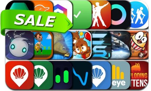 iPhone & iPad App Price Drops - January 1, 2020