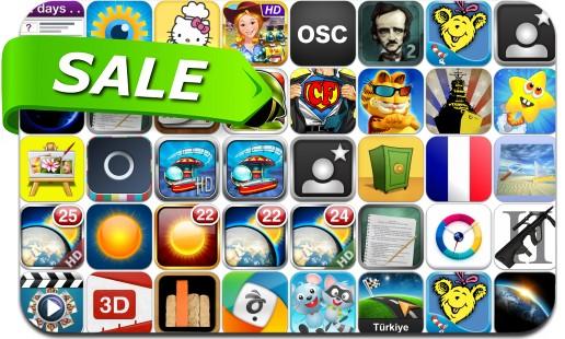 iPhone & iPad App Price Drops - May 28