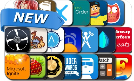 Newly Released iPhone & iPad Apps - April 29, 2015