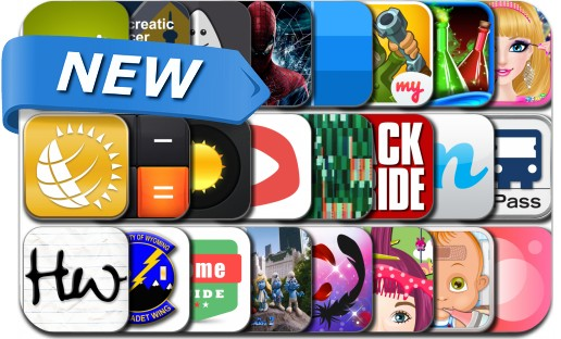 Newly Released iPhone & iPad Apps - September 12