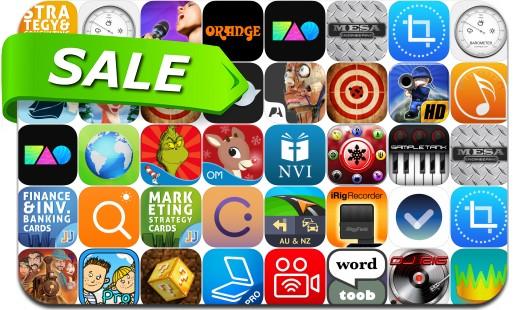 iPhone & iPad App Price Drops - December 15, 2016