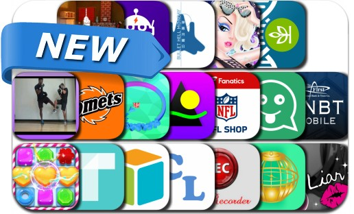 Newly Released iPhone & iPad Apps - October 5, 2016