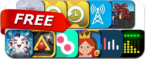 iPhone & iPad Apps Gone Free - October 24, 2018