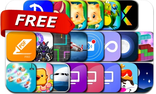 iPhone & iPad Apps Gone Free - January 21, 2019