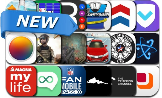 Newly Released iPhone & iPad Apps - April 10, 2019