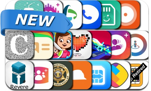 Newly Released iPhone & iPad Apps - March 29, 2019