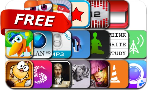 iPhone & iPad Apps Gone Free - January 13, 2015