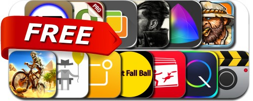 iPhone & iPad Apps Gone Free - August 10, 2014