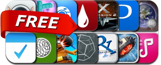 iPhone & iPad Apps Gone Free - September 23, 2014