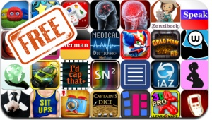 iPhone and iPad Apps Gone Free - September 23