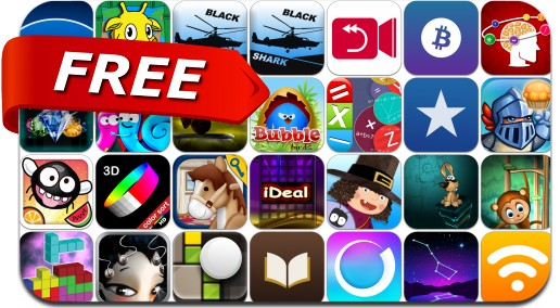iPhone & iPad Apps Gone Free - October 17, 2014