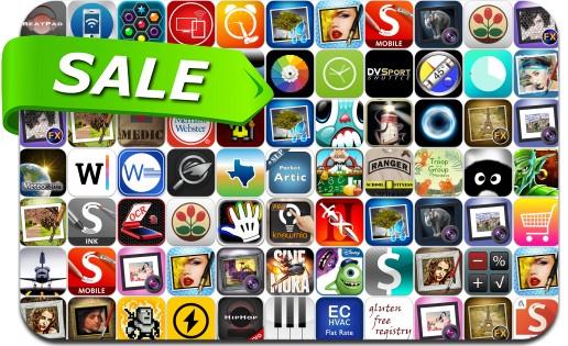 iPhone & iPad App Price Drops - May 10, 2014