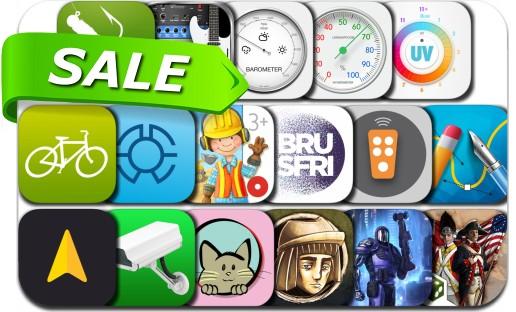 iPhone & iPad App Price Drops - February 19, 2019