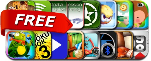 iPhone & iPad Apps Gone Free - March 4