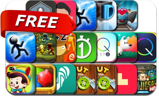 iPhone & iPad Apps Gone Free - September 10, 2014