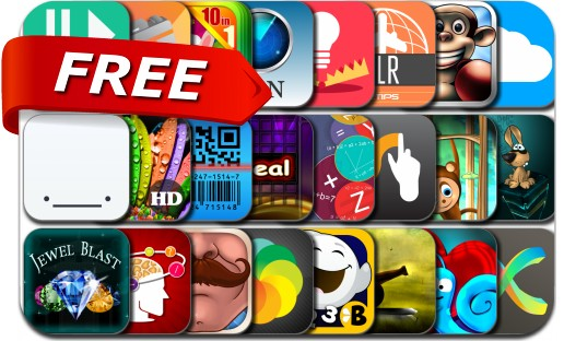 iPhone & iPad Apps Gone Free - November 6, 2014