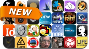 Newly Released iPhone and iPad Apps - January 9