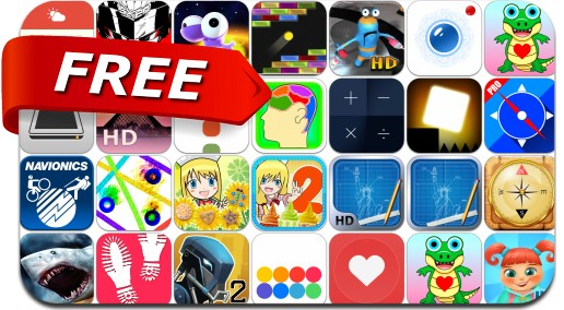 iPhone & iPad Apps Gone Free - August 13, 2014