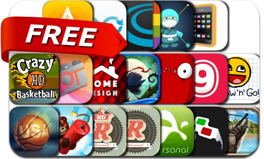 iPhone & iPad Apps Gone Free - September 17, 2015