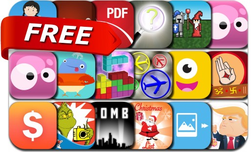 iPhone & iPad Apps Gone Free - November 5, 2018