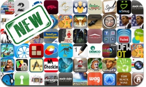 Newly Released iPhone and iPad Apps - August 28