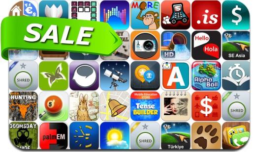 iPhone & iPad App Price Drops - November 16