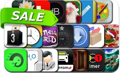 iPhone & iPad App Price Drops - January 6, 2015