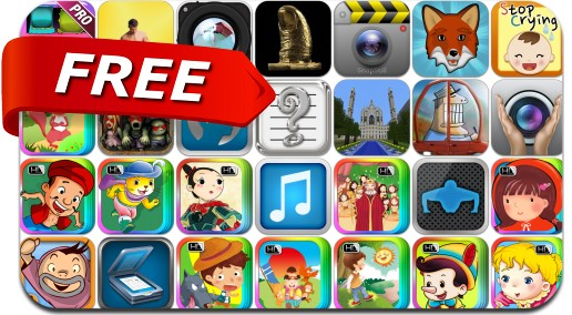 iPhone & iPad Apps Gone Free - June 3