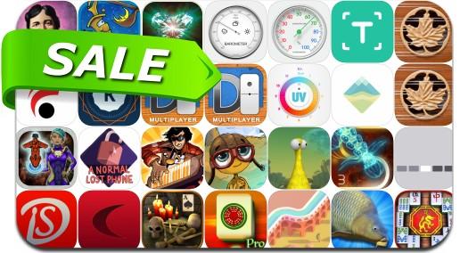 iPhone & iPad App Price Drops - January 26, 2019