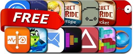 iPhone & iPad Apps Gone Free - October 20, 2015