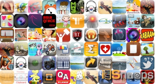 iPhone and iPad Apps Gone Free - March 3 Roundup