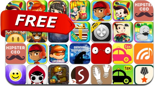 iPhone & iPad Apps Gone Free - September 11, 2014