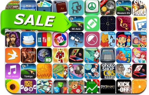 iPhone & iPad App Price Drops - November 2