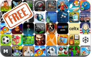iPhone and iPad Apps Gone Free - October 23