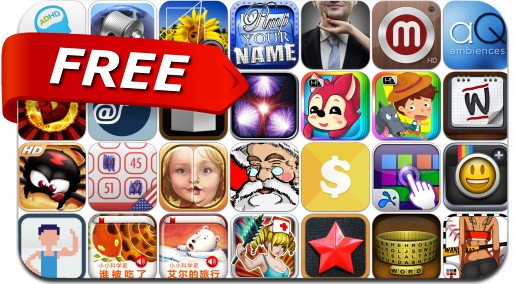 iPhone & iPad Apps Gone Free - September 11