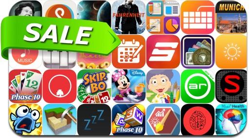 iPhone & iPad App Price Drops - August 13, 2015