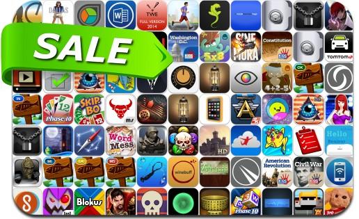 iPhone & iPad App Price Drops - July 4, 2014