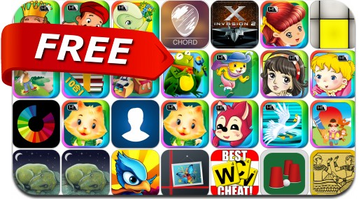 iPhone & iPad Apps Gone Free - November 22, 2014