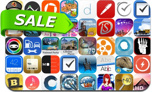 iPhone & iPad App Price Drops - January 20, 2016
